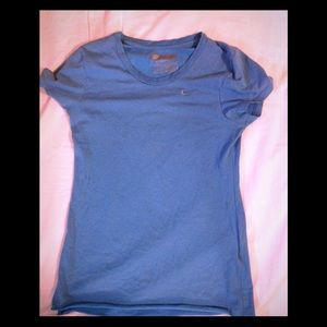 Women's size Small NIKE sports tee